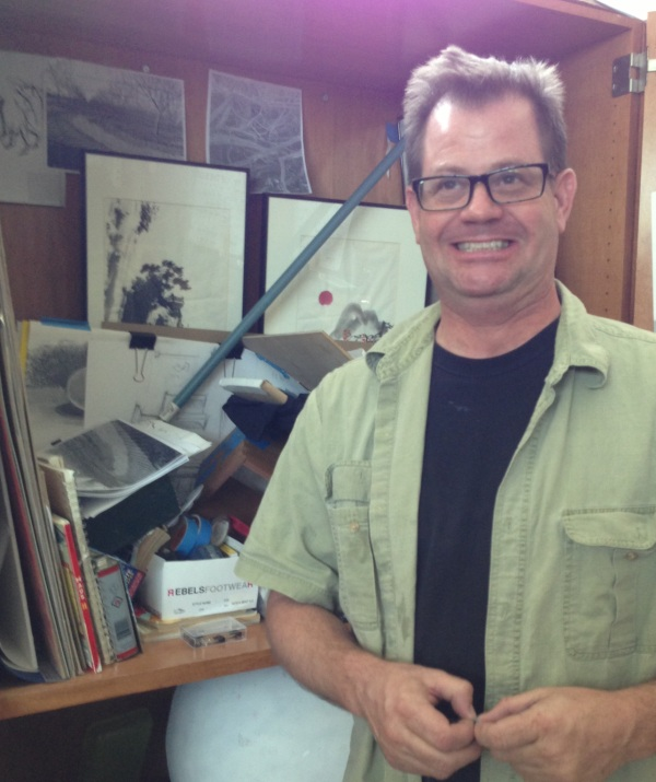 Delano Campus Art Instructor to be Visiting Sculptor