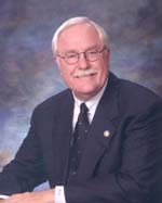 mayor Harvey L Hall