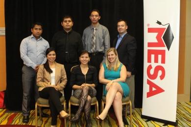 Bakersfield College's MESA Team