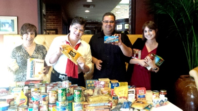 Donations to Renegade Pantry