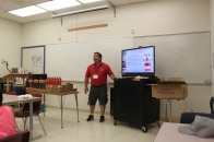 06 - Ono teaches the class about Marketing