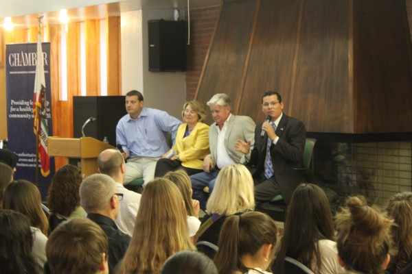 Legislative Forum at Bakersfield College Sep 26 2014