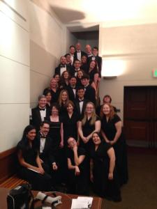 chamber singers at USC oct 2014
