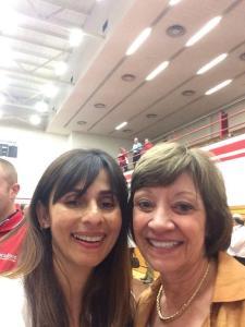 Me and California Agriculture Secretary Karen Ross!