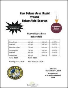 Delano Area Rapid Transit