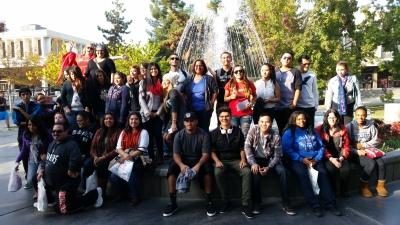 2014 Trip to Fresno State