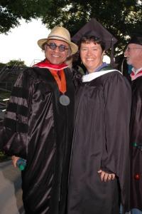 Robert Martinez and Susan Pinza