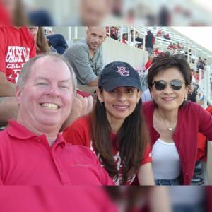 Jay Rosenlieb Sonya Christian Karen Goh
