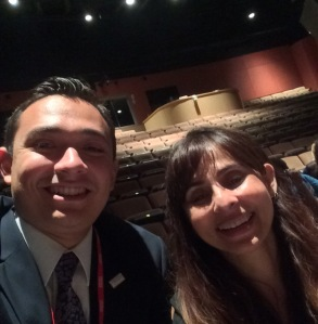 Clayton Fowler and Sonya Oct 3 2015 Leadership Conf