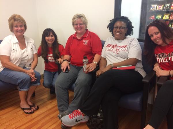 Group at hospital Oct 3 2015