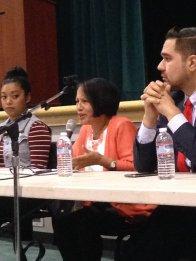 Liz Morris, panelist, CHAP