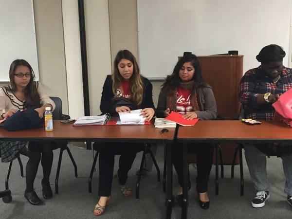 Student Panel on Redesigning America's CC Nov 19 2015