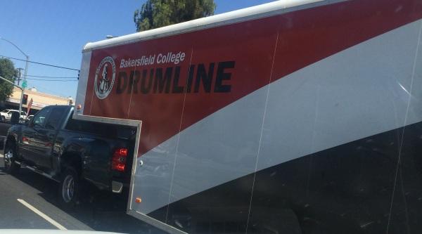 BC Drumline Truck