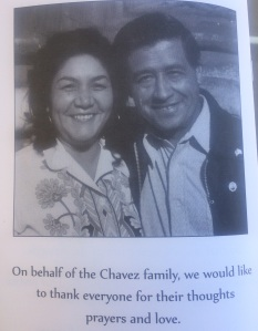 Helen Chavez Memorial Service June 14 2016