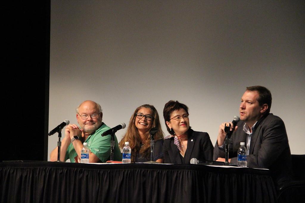 Community Panel Opening Day Aug 18 2016