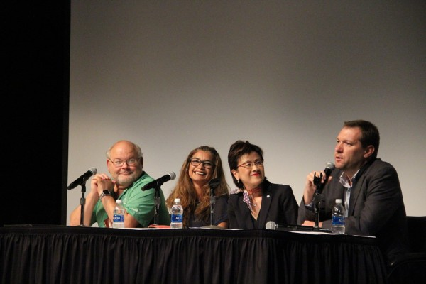 Community Panel Opening Day Aug 18 2016