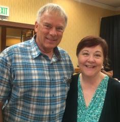 Tom Gelder and Lynne Grimes
