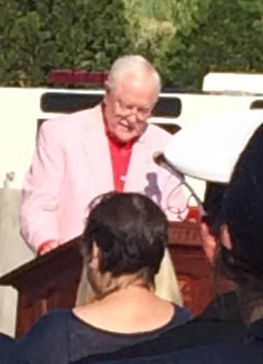 Mayor Harvey Hall