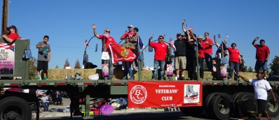 float-vets-parade-2016年11月11日
