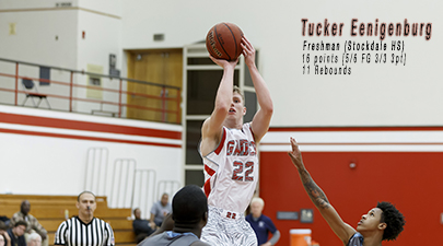 11/25/16 2:17:36 PM -- Bakersfield College vs Cero Coso College, Thanksgiving Basketball Tournament --Bakersfield College, Bakersfield, Ca; Photo by Joe Bergman / Joe Bergman Photography