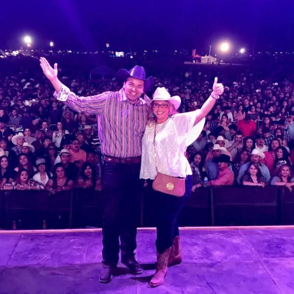 阿诺多阿瓦洛斯在普韦布洛节2017年3月