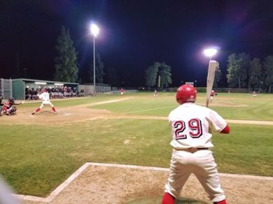 Pierce College Baseball playing at BC