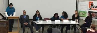 Fost Youth Panel Conf at BC Feb 24 2017
