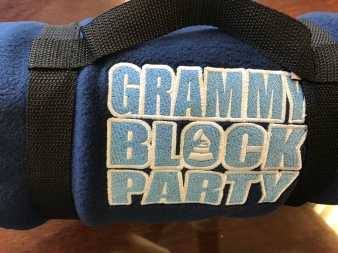 Grammy awards blanket Feb 2017