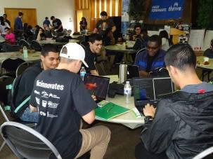 Hackathon 2017年3月