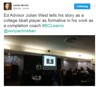 Lesley Bonds March 23 2017 on Julian West
