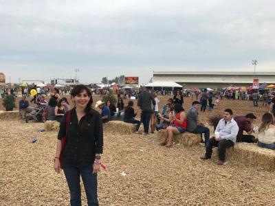 188金宝搏app苹果索尼娅·克里斯蒂安(Sonya Christian)参加普韦布洛节(Pueblo Fest),2017年3月19日