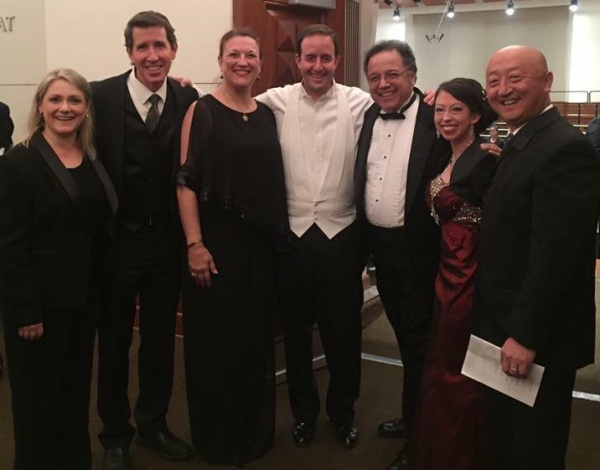 USC choral directors