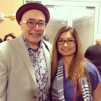 Juan Felipe Herrera和Olivia Garcia,2017年3月29日