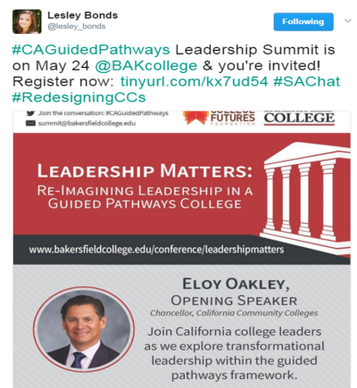 Leadership Matters April 2017