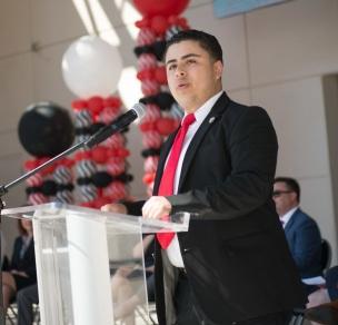 Mayor Jose Gurrola