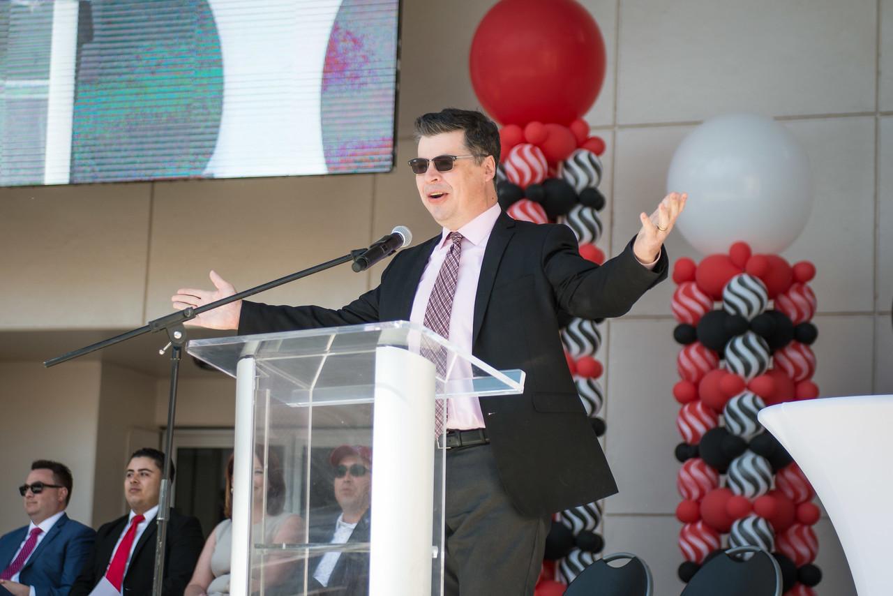 Richard Chapman at The Kern Promise April 28 2017