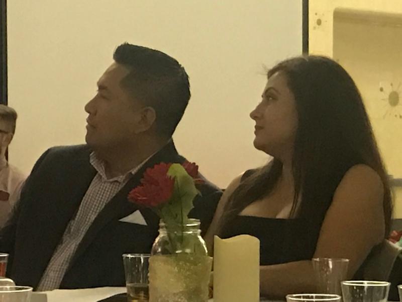 Romeo Agbalog and Lily Agbalog April 1 2017