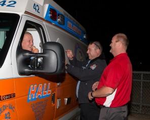 霍尔救护车