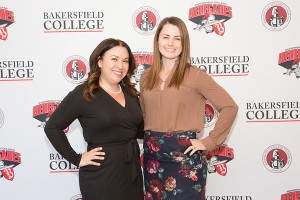 Heather Pennella and Lauren Skidmore
