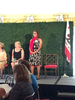 "Garden Pathways Honors History Professor Olivia Garcia with a ""Women with a Heart for Bakersfield"" Award"