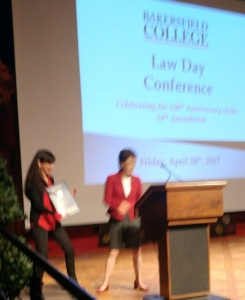 Sonya Christian and Karen Goh Law Conf April 30 2017
