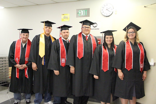 Veterans pre-commencement May 12 2017
