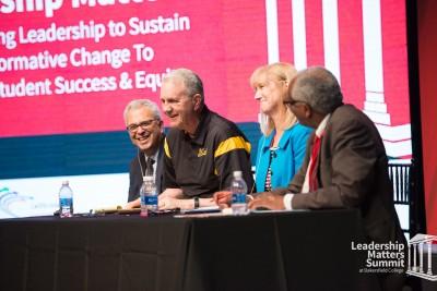Panel 1 Leadership Matters