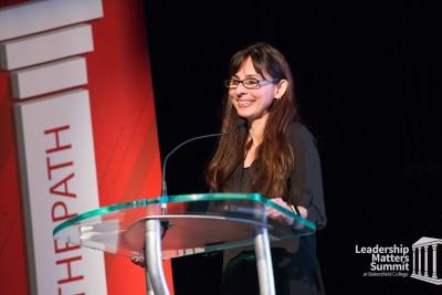 Sonya Christian Leadership Matters Summit