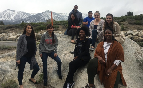 SS and Equity Retreat at Mammoth May 31 2017.JPG