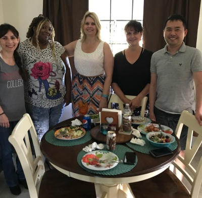 Tarina Perry's Thank You Party June 2 2017