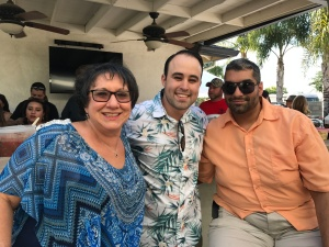Terri Goldstein Alex Dominguez Nicky Damania June 3 2017