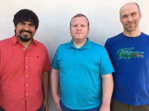 Oliver Rosales, Andrew Bond, Josh Ottum