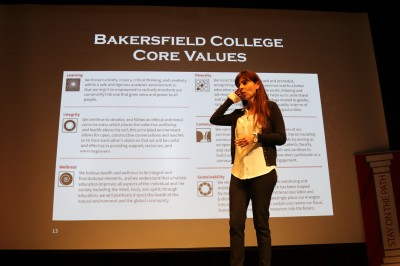 Sonya Christian BC Core Values