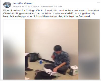 Jennifer Garrett Sep 27 2017